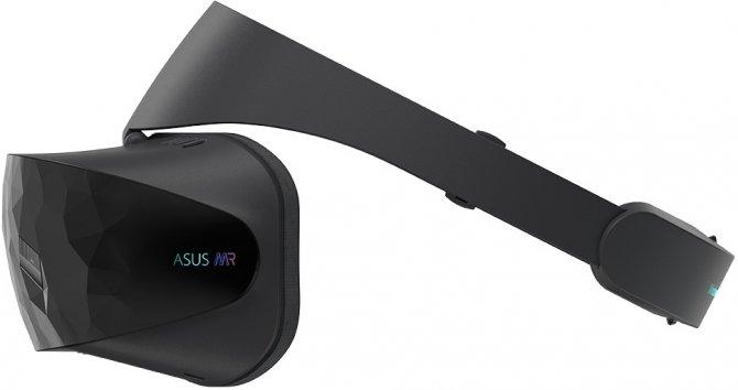 ASUS wraz z Microsoftem przedstawiają gogle Mixed Reality [3]