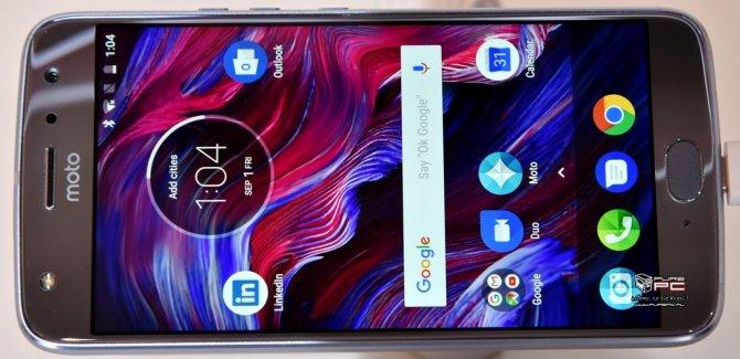 Motorola Moto X4 - nowy smartfon z podwójnym aparatem [1]
