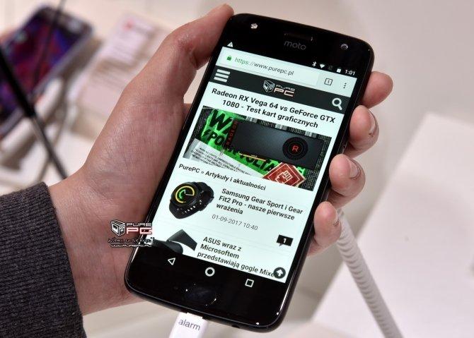 Motorola Moto X4 - nowy smartfon z podwójnym aparatem [2]