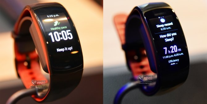 Samsung Gear Sport i Gear Fit2 Pro - nasze pierwsze wrażenia [1]