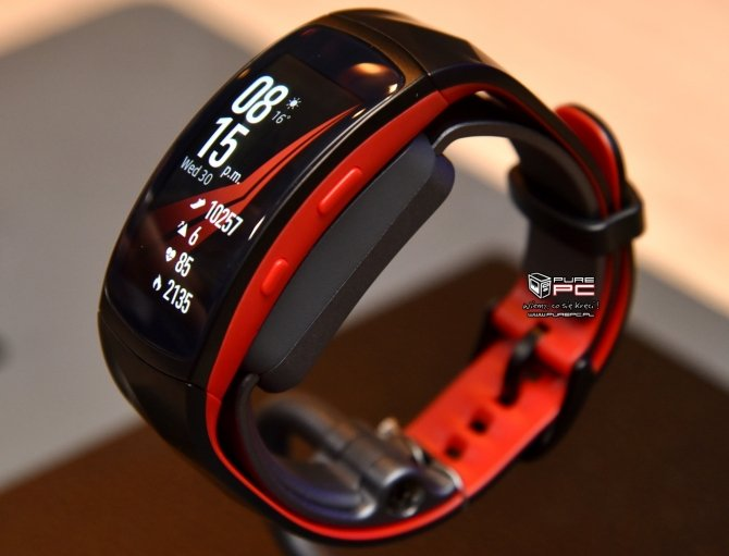 Samsung Gear Sport i Gear Fit2 Pro - nasze pierwsze wrażenia [2]