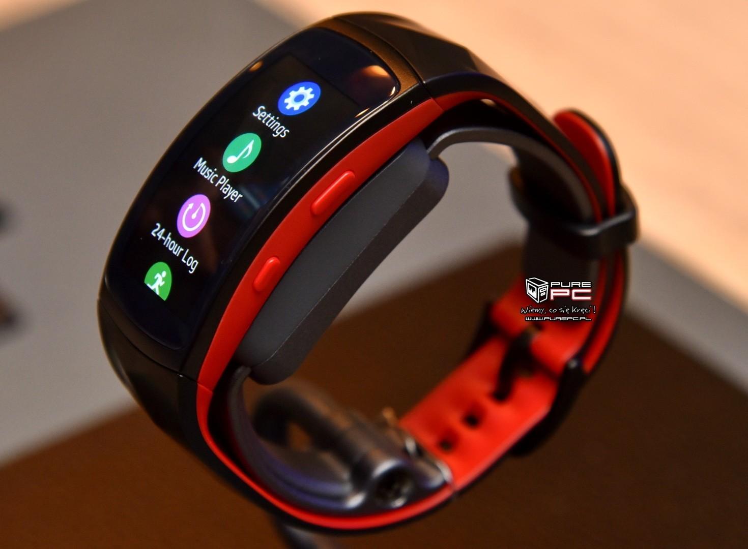 Samsung Gear Sport i Gear Fit2 Pro - nasze pierwsze wrażenia