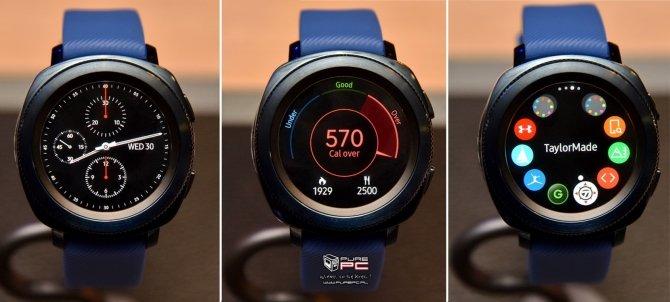 Samsung Gear Sport i Gear Fit2 Pro - nasze pierwsze wrażenia [5]