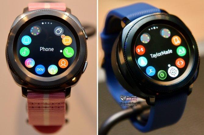 Samsung Gear Sport i Gear Fit2 Pro - nasze pierwsze wrażenia [6]