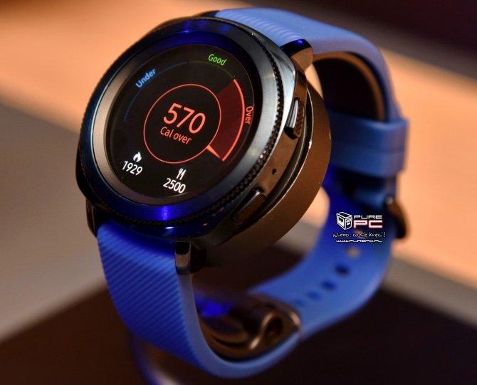 Samsung Gear Sport i Gear Fit2 Pro - nasze pierwsze wrażenia [7]