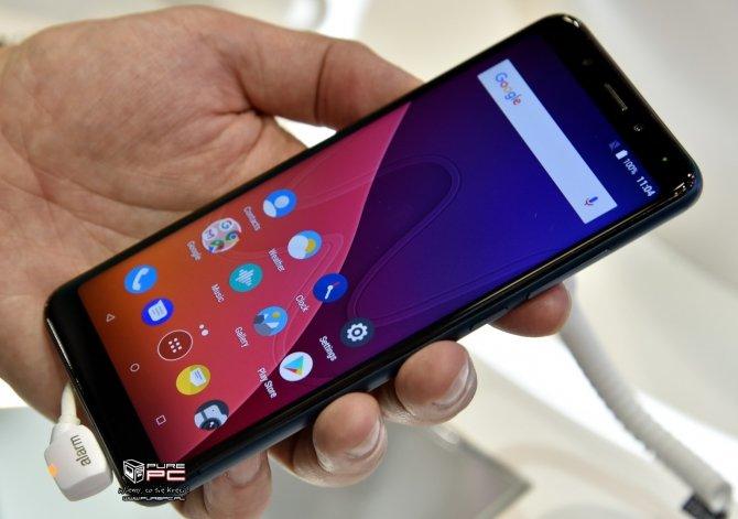 Wiko View - trzy niedrogie smartfony z wyświetlaczami 18:9 [1]