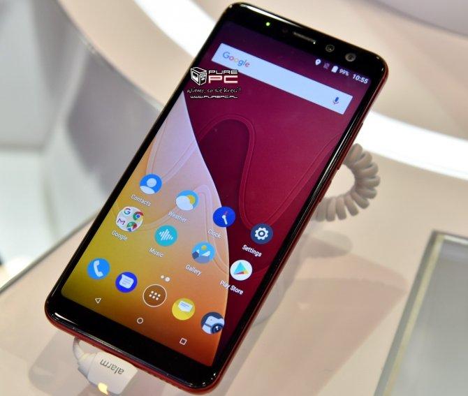 Wiko View - trzy niedrogie smartfony z wyświetlaczami 18:9 [4]