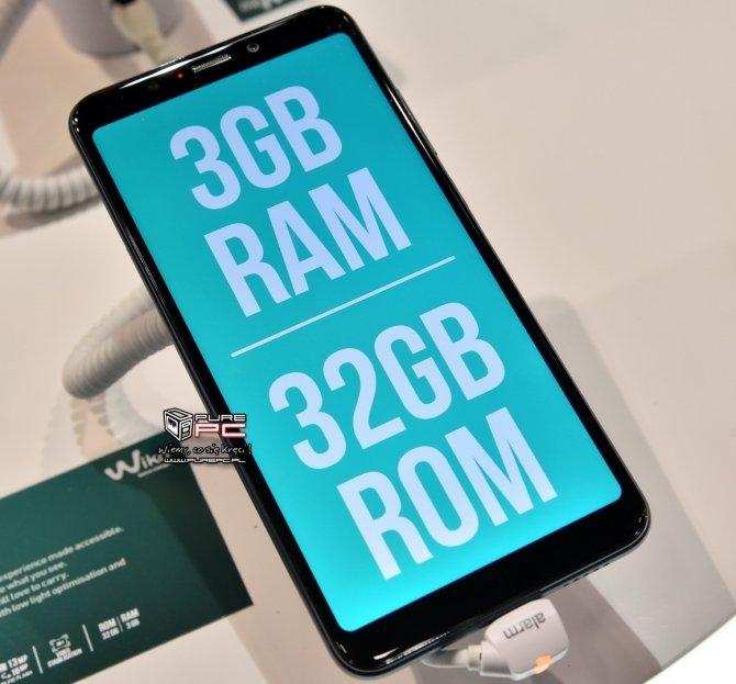 Wiko View - trzy niedrogie smartfony z wyświetlaczami 18:9 [8]