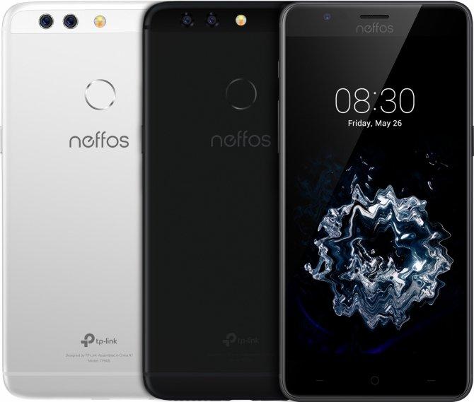 TP-Link Neffos N1 - niedrogi smartfon z podwójnym aparatem [1]