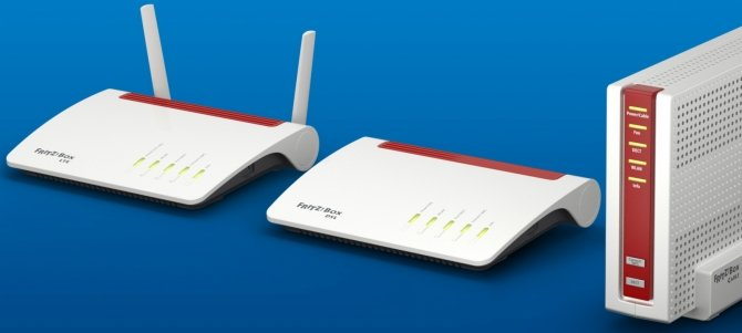 Trzy nowe routery FRITZ!Box zaprezentowane na IFA 2017 [1]