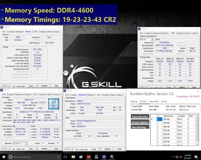 G.SKILL Trident Z - nowe moduły DDR4 4600 MHz dla Intel X299 [2]