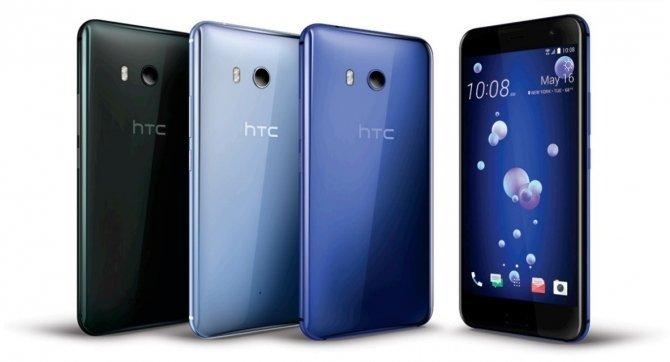 Google rozważa zakup mobilnego oddziału HTC [1]