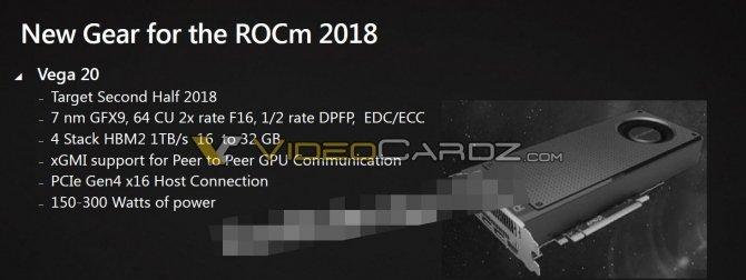 Układy AMD Vega 20 wyprodukuje fabryka TSMC w procesie 7 nm [2]