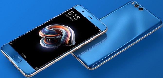 Światowa premiera smartfonów Xiaomi Mi Mix 2 i Mi Note 3 [1]