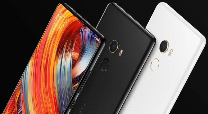 Światowa premiera smartfonów Xiaomi Mi Mix 2 i Mi Note 3 [4]