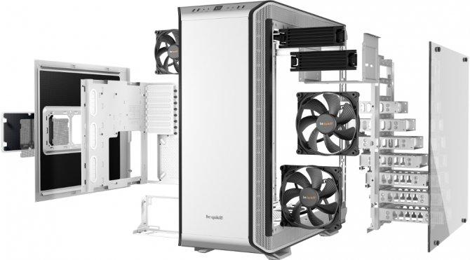 be quiet! Dark Base Pro 900 White Edition trafia do sprzedaż [4]