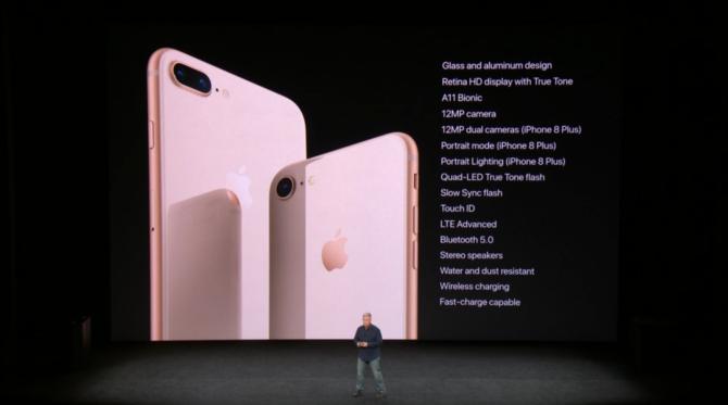 iPhone 8 i iPhone X oficjalnie zaprezentowane przez Apple [17]