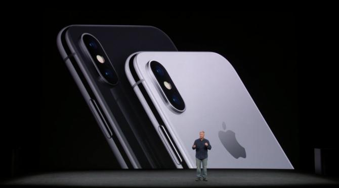 iPhone 8 i iPhone X oficjalnie zaprezentowane przez Apple [20]