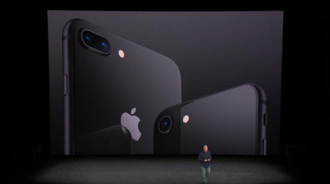 iPhone 8 i iPhone X oficjalnie zaprezentowane przez Apple [3]