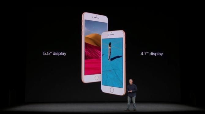 iPhone 8 i iPhone X oficjalnie zaprezentowane przez Apple [7]
