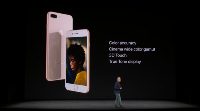 iPhone 8 i iPhone X oficjalnie zaprezentowane przez Apple [8]