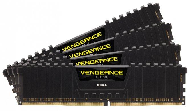 Corsair Vengeance LPX 4600 MHz - Nowe szybkie moduły RAM  [1]