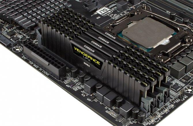Corsair Vengeance LPX 4600 MHz - Nowe szybkie moduły RAM  [3]