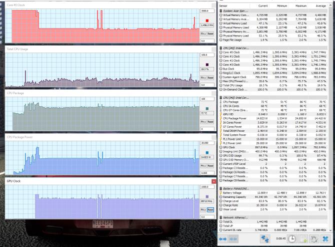 Intel Core i5-8250U - rozczarowujące wyniki wydajności [2]