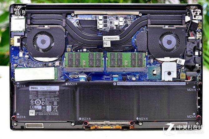 Dell oferuje wymianę wadliwych akumulatorów w modelu XPS 15 [2]