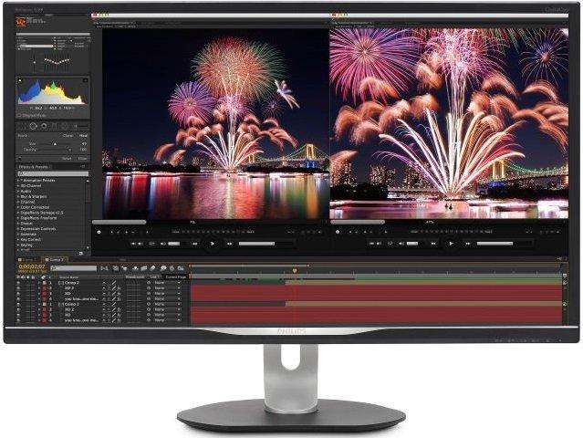 Philips 328P6AU oraz 328P6VU - zaawansowane monitory z HDR [1]