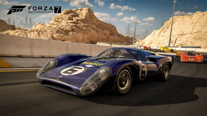 Demo Forza Motorsport 7 dostępne na Xbox One oraz PC [2]