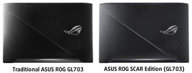 ASUS ROG Strix - Nowe informacje o odświeżonych laptopach [2]