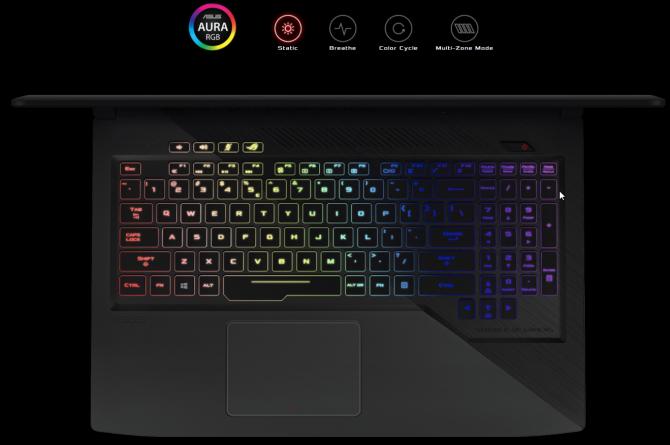 ASUS ROG Strix - Nowe informacje o odświeżonych laptopach [5]