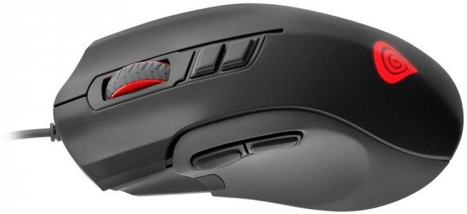 Genesis Xenon 400 - ciekawa budżetowa mysz dla graczy [1]