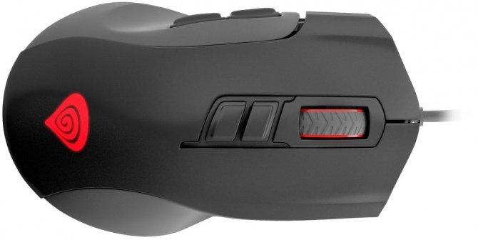 Genesis Xenon 400 - ciekawa budżetowa mysz dla graczy [2]