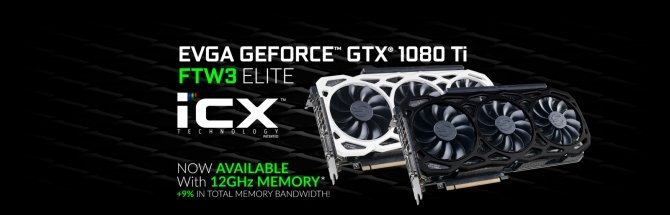 EVGA GTX 1080 Ti FTW3 ELITE - Niereferenty z GDDR5X 12 GHz [1]