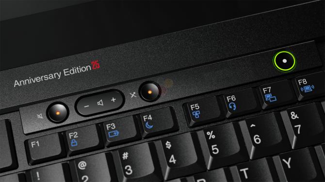 Lenovo ThinkPad 25 - specyfikacja jubileuszowego notebooka [4]