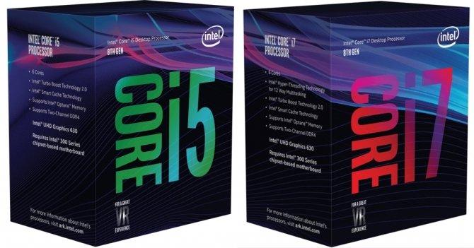 Intel Coffee Lake-S - oficjalne informacje o nowych CPU [1]