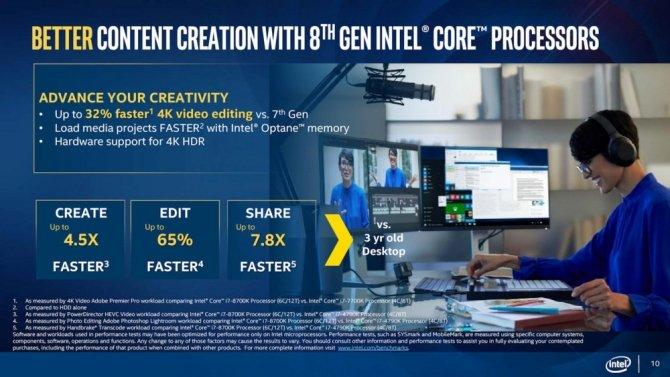 Intel Coffee Lake-S - oficjalne informacje o nowych CPU [9]