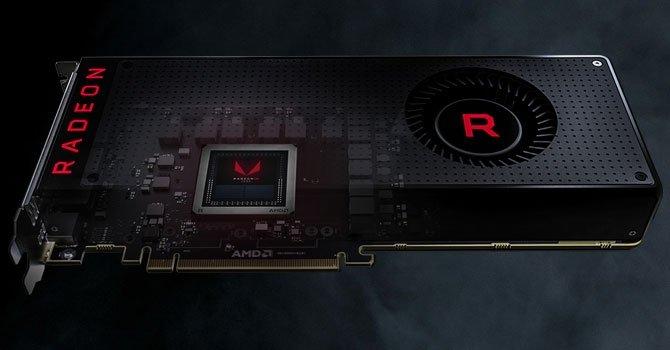 AMD przygotowuje nowe karty graficzne z rdzeniem Vega 11 [1]