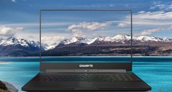 Gigabyte Aero 15X z kartą NVIDIA GeForce GTX 1070 Max-Q [1]