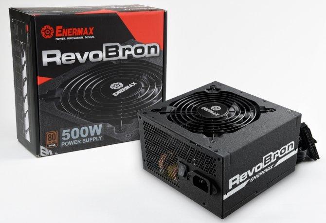 Enermax RevoBron - nowa seria przystępnych cenowo zasilaczy [1]