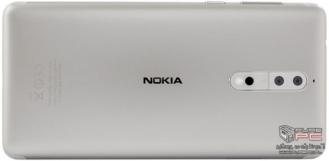 Nokia 8 - pierwsze spojrzenie na smartfon z funkcją bothie [nc4]