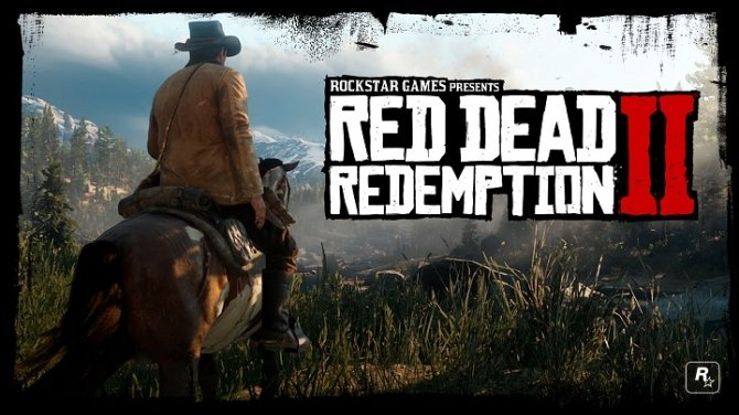 Red Dead Redemption 2 - jest nowy trailer i wygląda świetnie [1]