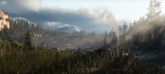 Red Dead Redemption 2 - jest nowy trailer i wygląda świetnie [4]