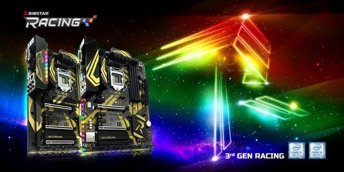 Biostar RACING Z370GT7 i Z370GT6 - nowe płyty z Intel Z370 [5]