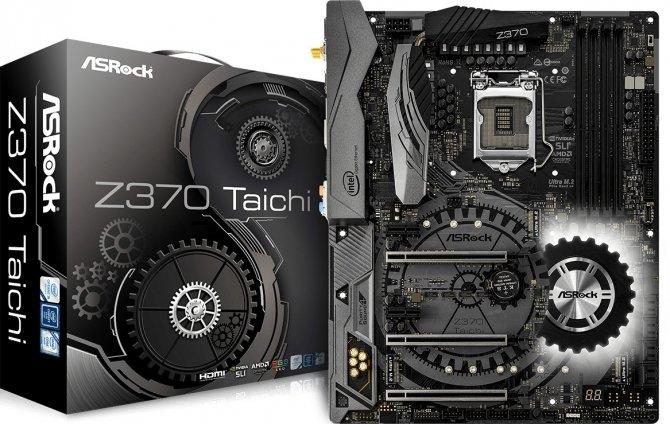 ASRock prezentuje płyty główne z chipsetem Z370 [2]