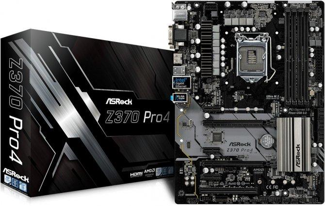 ASRock prezentuje płyty główne z chipsetem Z370 [5]