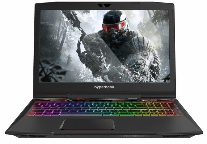 Hyperbook MK55 Pulsar - najtańszy laptop z mechanikiem [1]