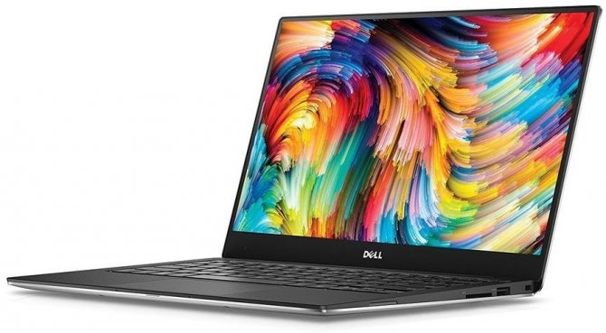 Dell XPS 13: odświeżony laptop z CPU Kaby Lake Refresh [1]